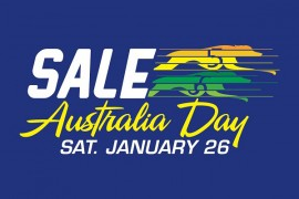 GRV Media Release – Sale Australia Day Meeting