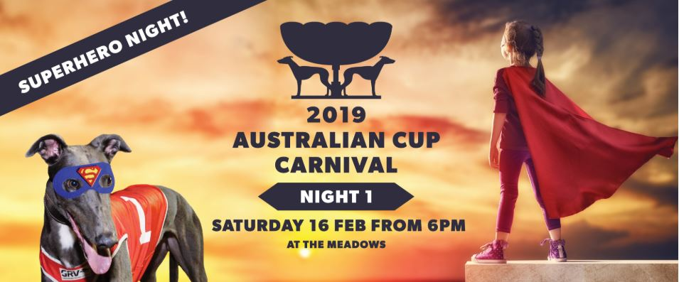 aus cup night one