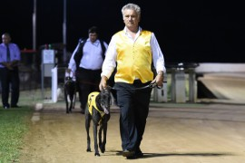 He's No Rookie But Veteran Trainer Chasing Maiden Group Win