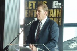 VIDEO: 2015 TAB Melbourne Cup Media Lunch & AGRA Awards