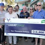 The TAB Great Chase provides much-needed funds and social opportunities for Victoria's disability sector.